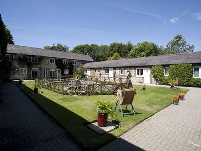De opleidingslocatie, Greenwood Grange